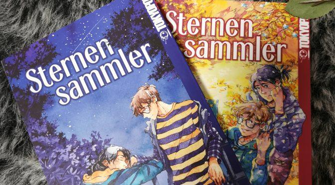 "Rezension zu ""Sternensammler Sammelband 1 & 2"""