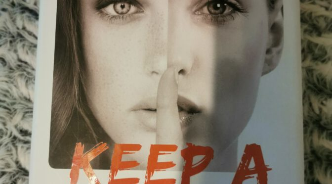 "Rezension zu ""Two can keep a secret"""