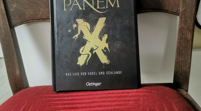 """Rezension zu """"Die Tribute von Panem X"""""""